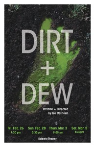 Dirt + Dew Program Cover